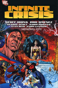 Infinite Crisis CD Serial key Generator Free Download