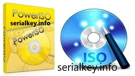 PowerISO 7.4 Crack + Serial Key 2019 Free Download