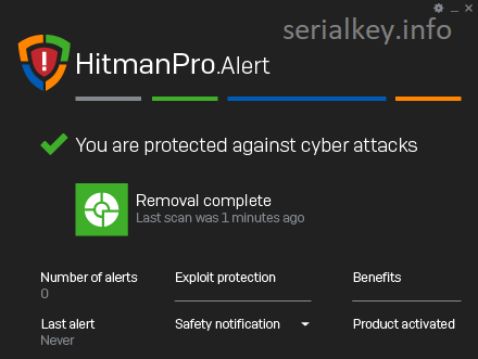 HitmanPro 3.8.11 Crack + Serial Key Free Download 2019