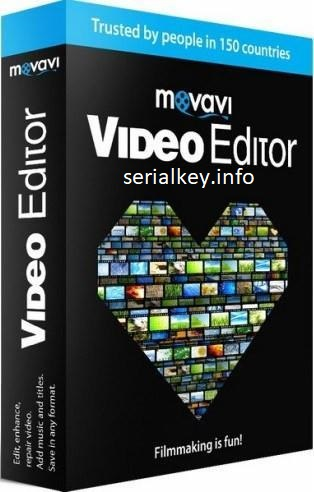 Movavi Video Editor 20.4.0 Crack + Activation Key 2020 Download