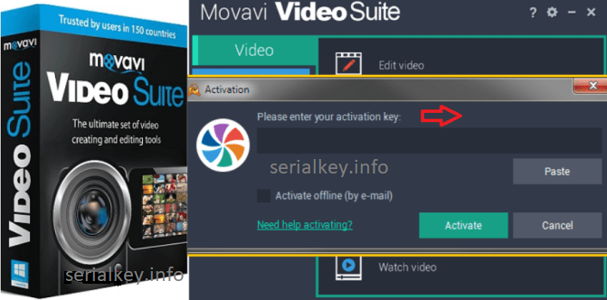 Movavi Video Suite 20.2 Crack + Serial Key Full Download