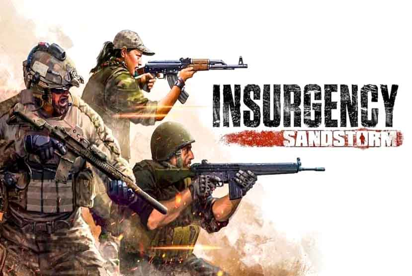 Insurgency PC Crack + License Key Free Download 2020