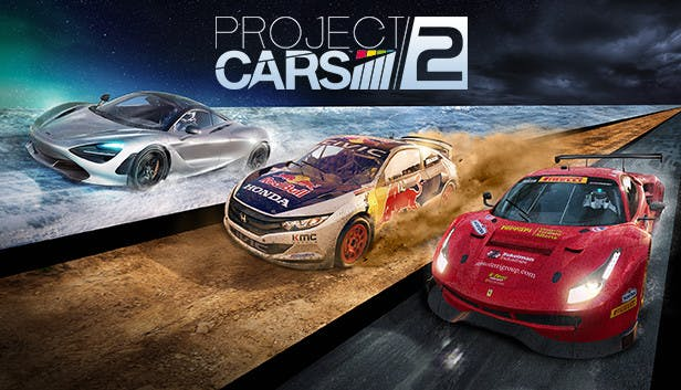 Project Cars 2 Deluxe Edition PC Crack + License Key 2020