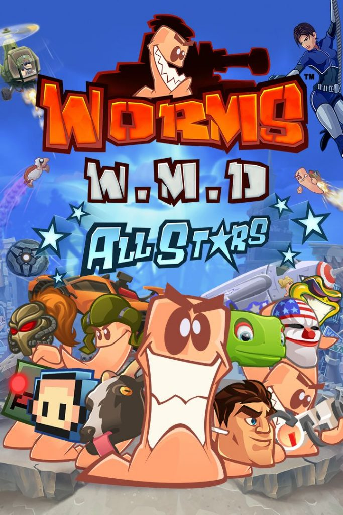 Worms W.M.D. PC Crack + License Key Free Download 2020