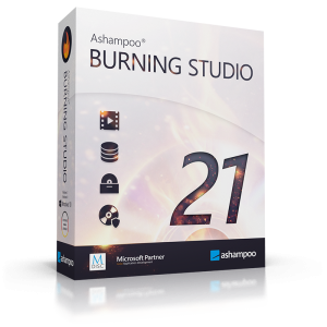 Ashampoo Burning Studio 21.6.0.60 Crack + Serial Key 2020 Download