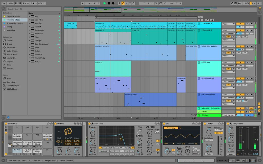 Ableton Live 10.1.15 Crack + Keygen Full Serial Key Download
