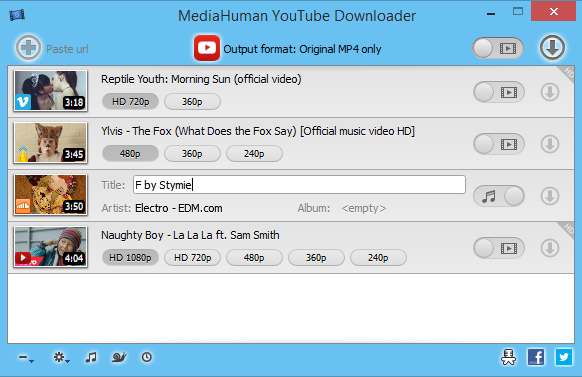 MediaHuman Youtube Downloader 3.9.9.35 Serial Key Full Crack Download